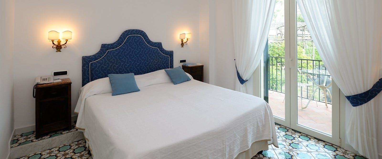 Standard Double Room at Hotel Santa Caterina, Amalfi Coast, Italy