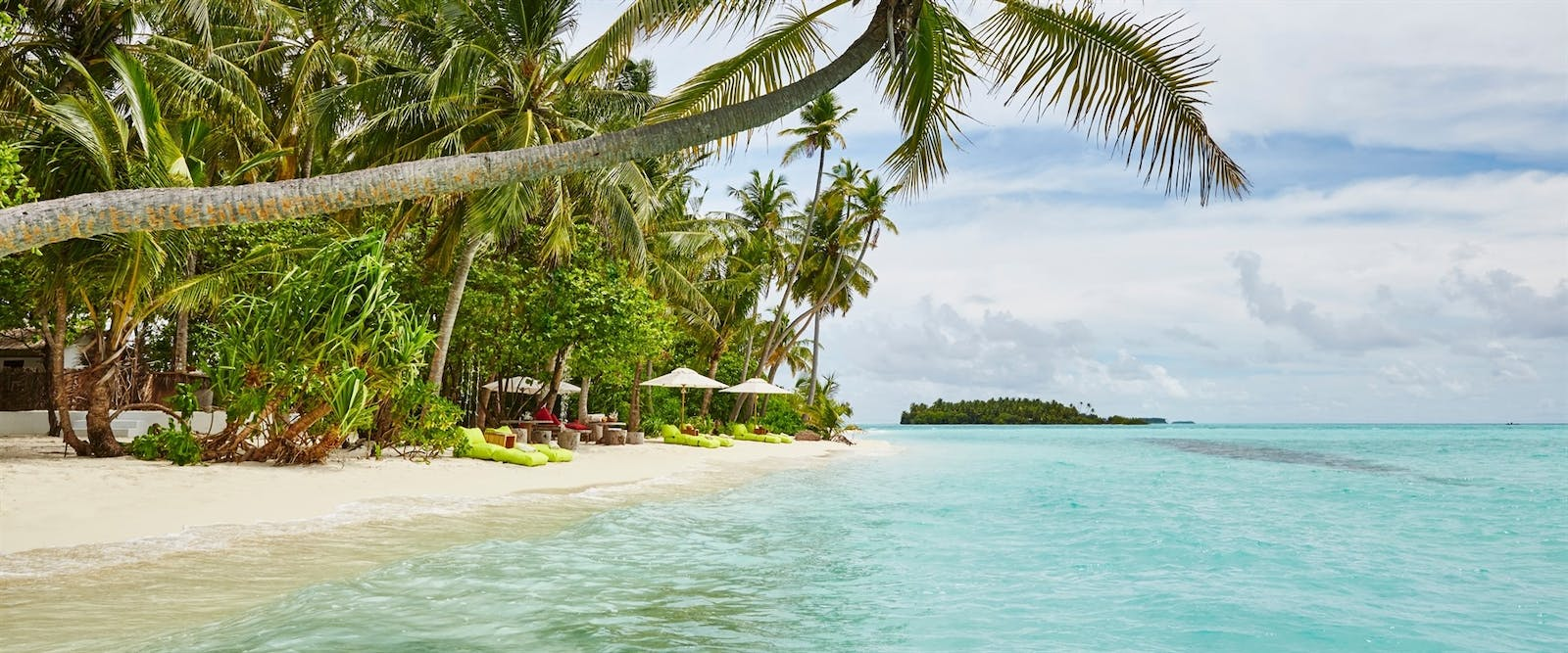 Private Picnic Island at COMO Maalifushi, Maldives, Indian Ocean