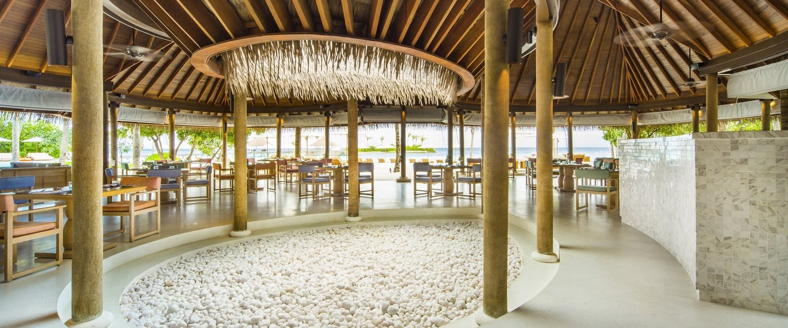 Madi Restaurant at COMO Maalifushi, Maldives, Indian Ocean