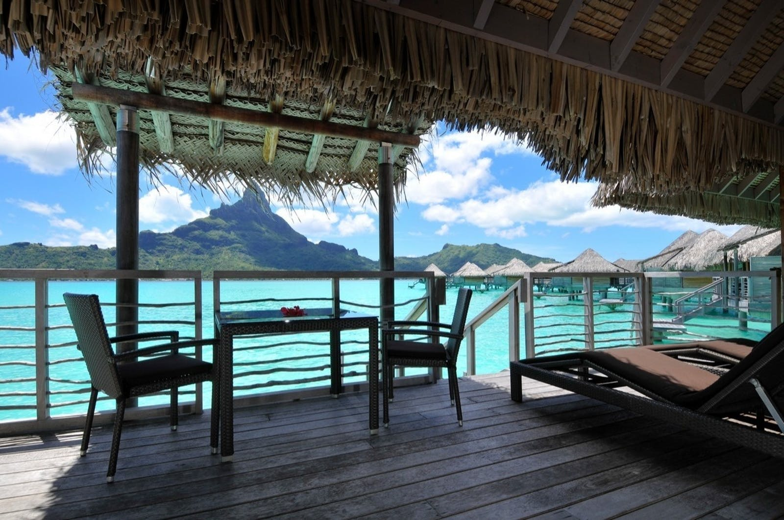 Overwater Villa at InterContinental Bora Bora Resort & Thalasso Spa, French Polynesia