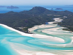 Whitsunday Islands, Luxury Sydney, Reef and Rainforest