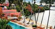 Pool overlooking the ocean at Cambridge Beaches Resort & Spa, Bermuda