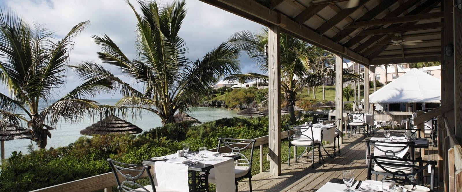 Breezes Restaurant at Cambridge Beaches Resort & Spa, Bermuda