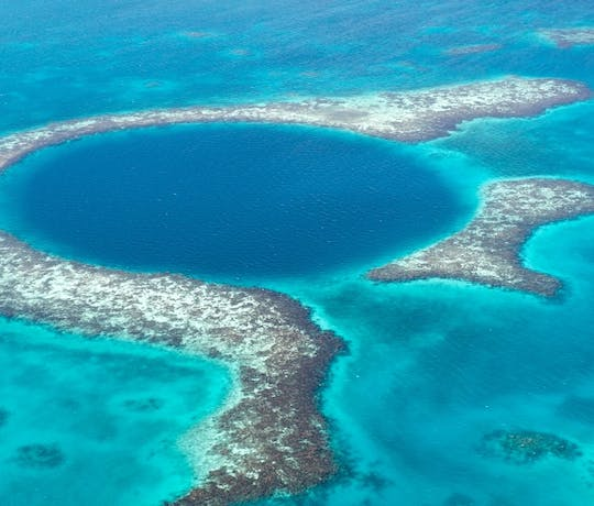 blue hole, Best of Belize