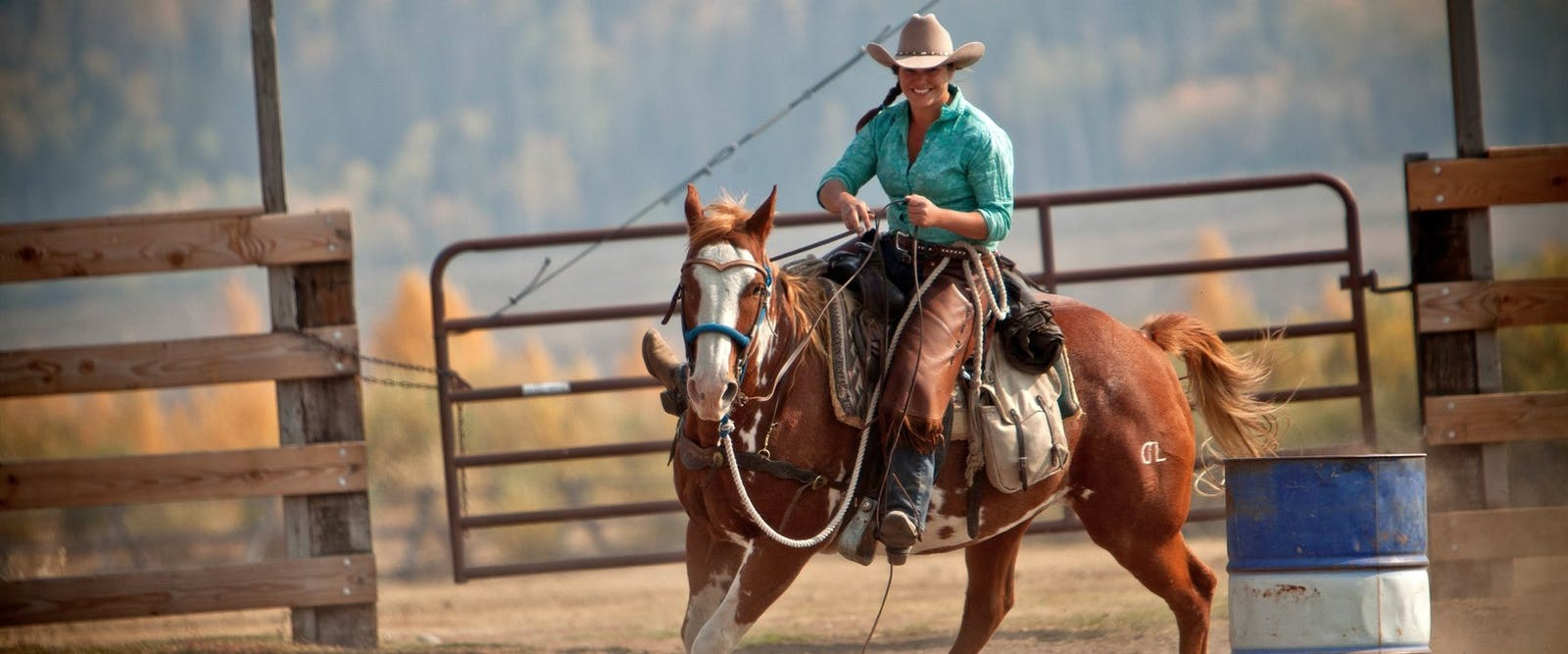Rodeo At Goosewing Ranch