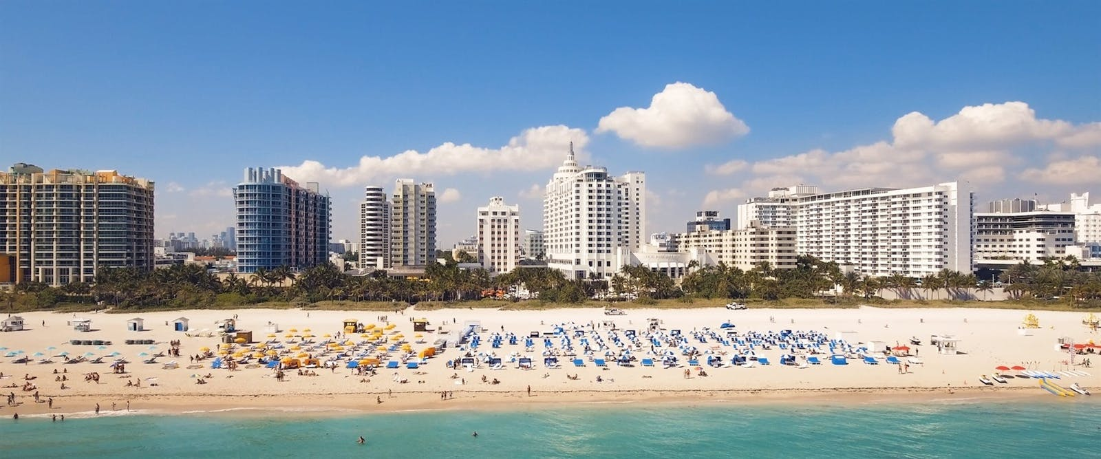 loews miami beach from the atlantic ocean