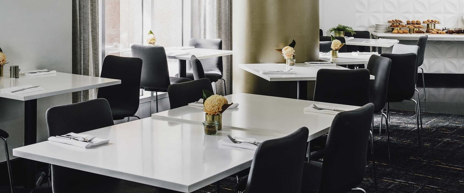 Restaurant, The Como Melbourne, MGallery by Sofitel