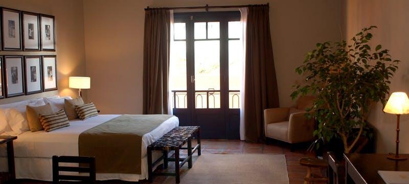 El Wichi bedroom at Legado Mitico