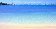 Idyllic beach at Calabash Luxury Boutique Hotel & Spa