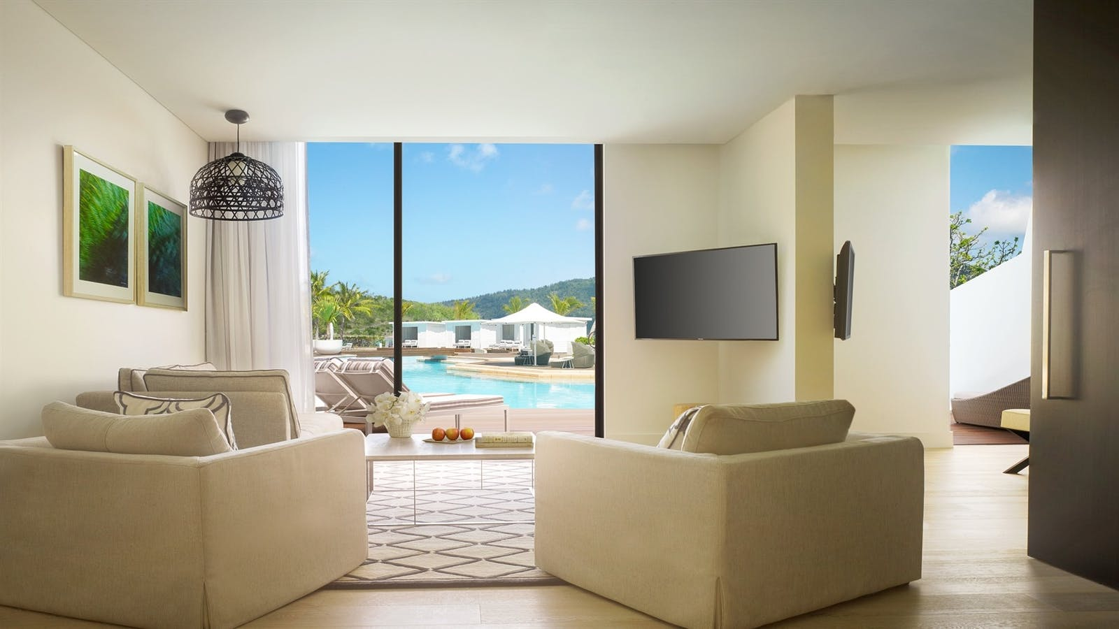 One Bedroom Hayman Suite at InterContinental Hayman Island Resort, Great Barrier Reef Islands