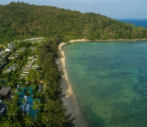 Resort overview, Rosewood Phuket, Thailand