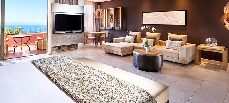 Junior Suite Ocean View at The Ritz-Carlton Abama, Tenerife