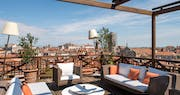 Roof Terrace at Aman Venice
