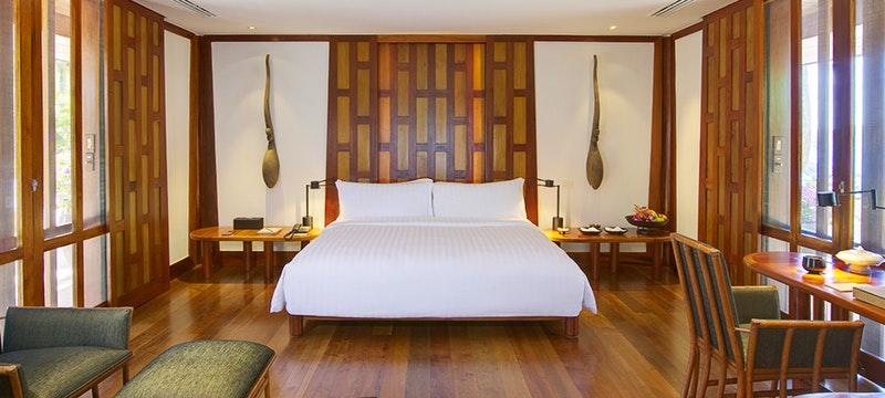 Pavilion Bedroom at Amanpuri, Phuket