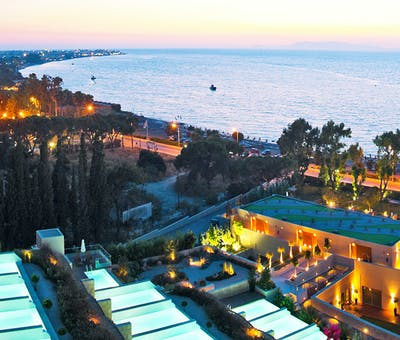 Panoramic View of Amathus Elite Suites, Rhodes