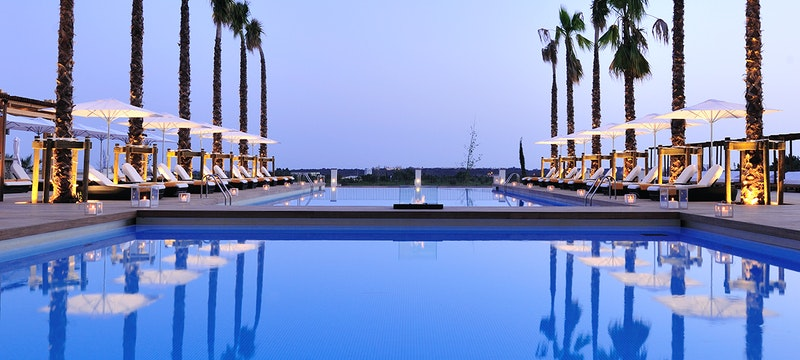 Pool at Anantara Vilamoura