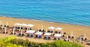 Beach at Anassa, Cyprus