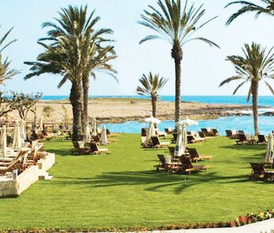 Resort view at Constantinou Bros Asimina Suites Hotel, Paphos, Cyprus