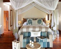 Infinity beach suite at Azura Benguerra, Mozambique