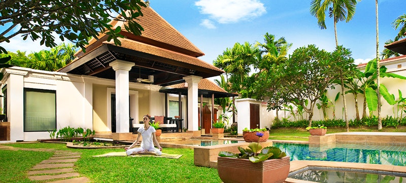 Exterior Banyan Tree Phuket, Thailand