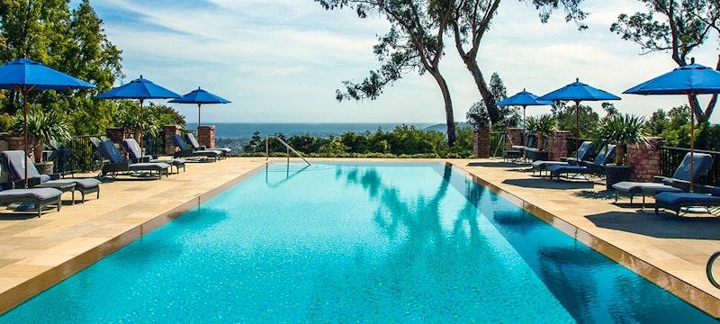 Pool Area at Belmond El Encanto
