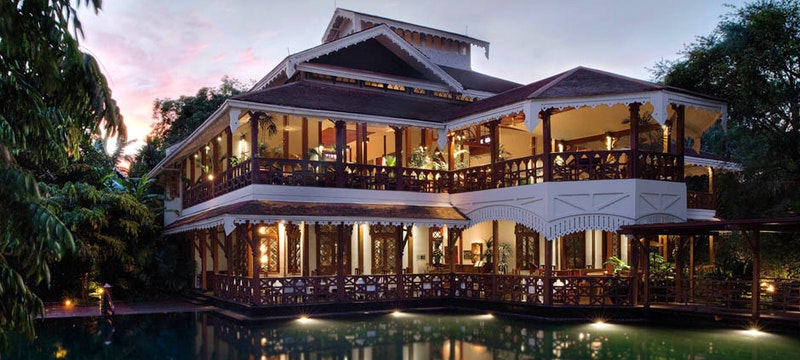 Belmond Governor's Residence, Burma, Asia