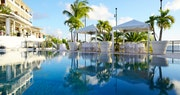 Pool Area at Belmond La Samanna, St Martin