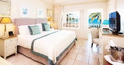 Beachfront Suite with ocean view at Blue Waters, Antigua