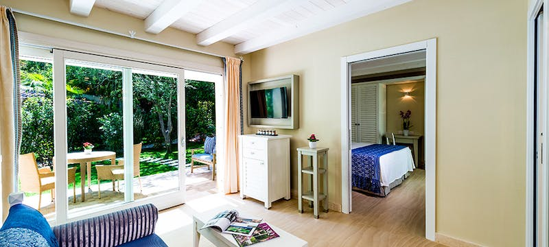 Accommodation at Bouganville Forte Village