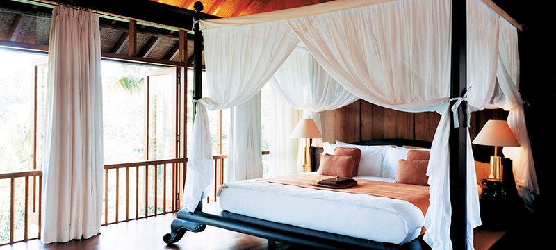 Master Suite at COMO Shambala Estate at Begawan Giri