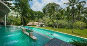 Pool Area at COMO Shambala Estate at Begawan Giri