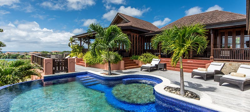 Caribali Pool at Calabash Luxury Boutique Hotel & Spa
