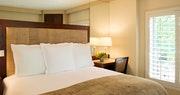 Bedroom at Calistoga Ranch