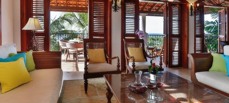 Oceanview Villa Suite With Pool at Cap Maison, St Lucia