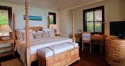 Bedroom at Carenage Villa, Canouan