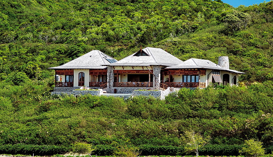 Villa Exterior at Carenage Villa, Canouan