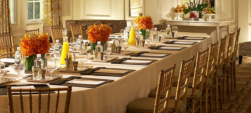 Dining Area at Carlyle, A Rosewood Hotel, New York