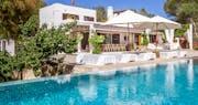 Exterior and Pool Area at Casa Del Jondal, Ibiza, Spain