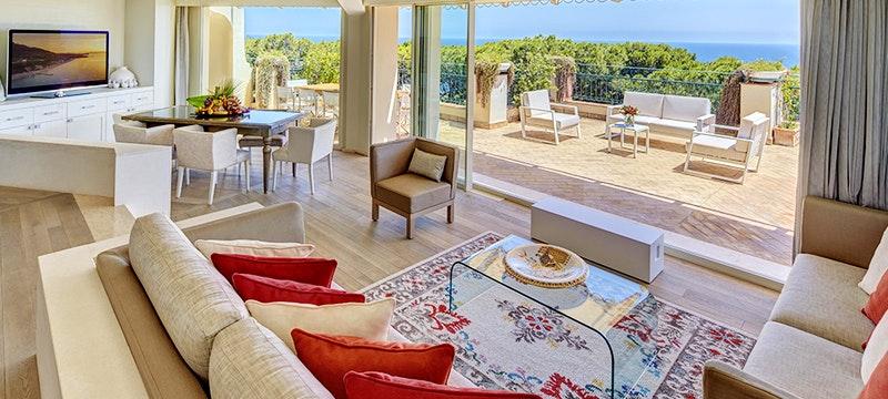Suite at Castello Forte Village