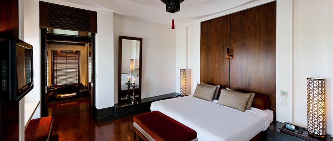 Suite at The Chedi Muscat, Oman