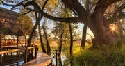 Luxury Lodge at Chitabe Camp, BostwanaBostwana