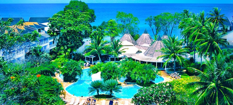 Overview of The Club Barbados Resort & Spa, Barbados