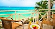 Balcony view at The Club Barbados Resort & Spa, Barbados