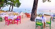 Beach restaurant at The Club Barbados Resort & Spa, Barbados