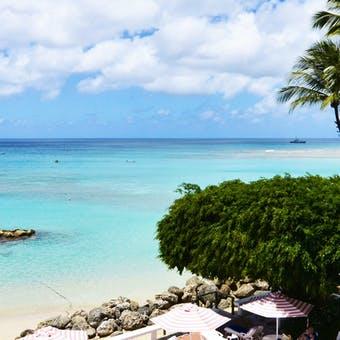Beach at Cobblers Cove, Barbados