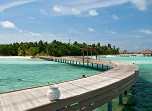 Luxury in the Maldives: Constance Moofushi