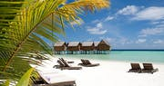 Beach View at Constance Moofushi, Maldives