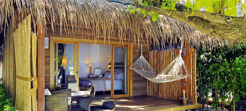 Beach Villa at Constance Moofushi, Maldives