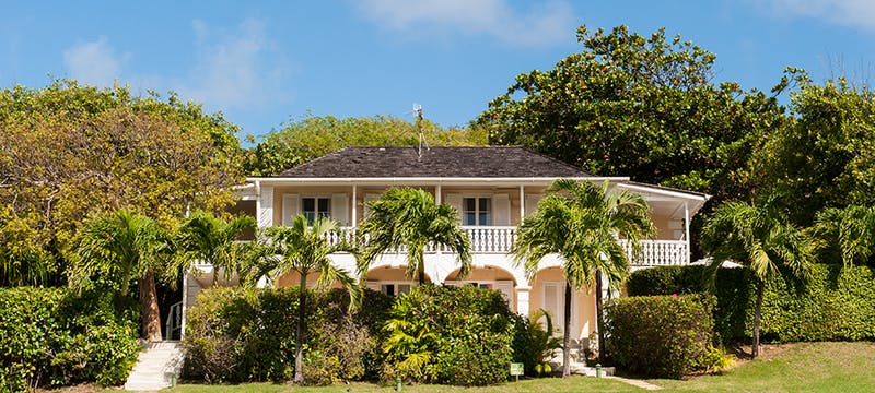 Exterior at Cotton House, St Vincent & The Grenadines