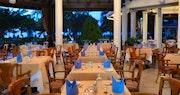 Dining at Coyaba Beach Resort
